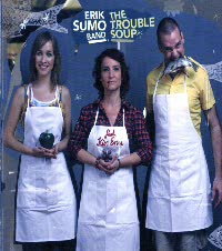 THE TROUBLE SOUP  - CD -