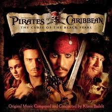 Pirates Of The Carribean (The Course Of The Black Pearl)